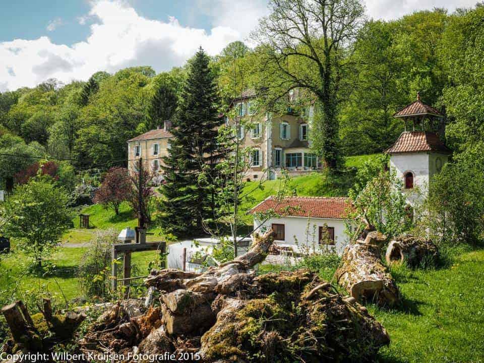 curuscentrum, camping, kamers, Frankrijk