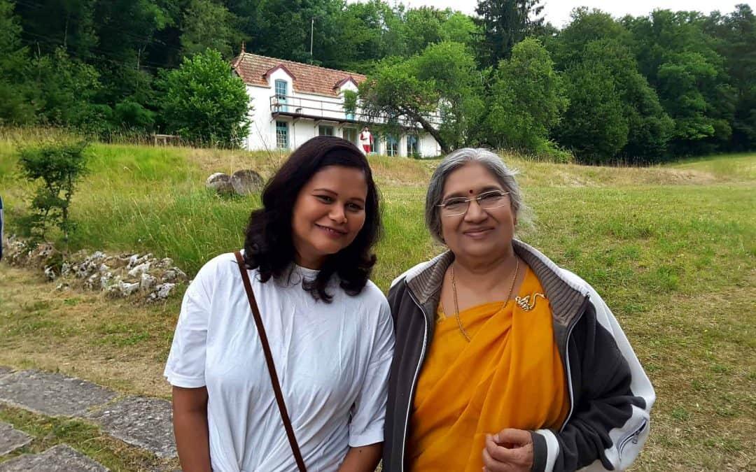 Yoga Teacher Training Course op Centre Lothlorien van 28 september tot 27 oktober 2019