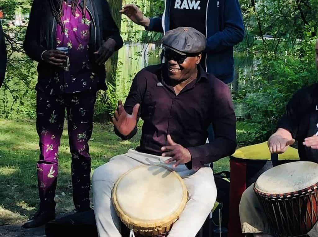 Djembé, Ngoni, zang en vrije dans,18-24 juli 2021