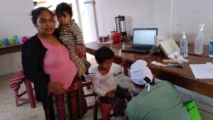 A Healing Centre for the Mayan people of Chichicastenango