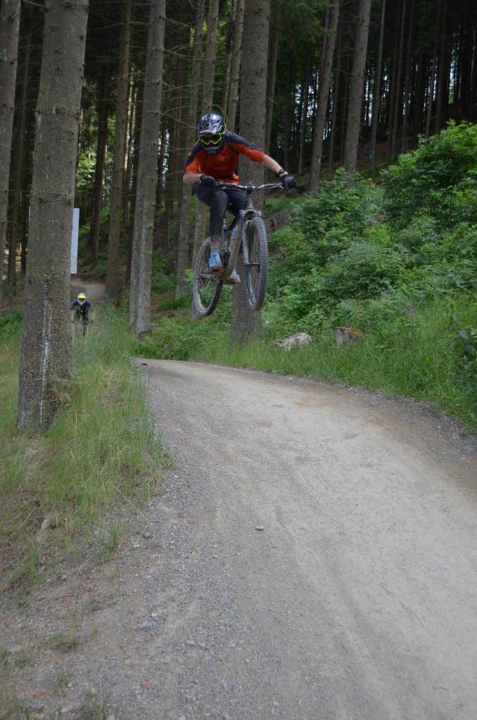 Mountainbike week, Tom Sloot, 25-31 juli 2021
