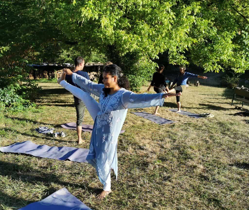 Yogaweek: Balance your Body & Mind August 15-21